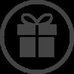Ajándék - deprint